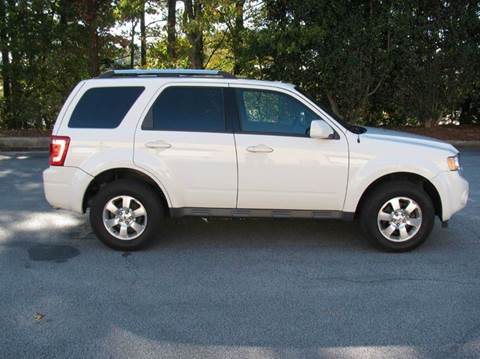2012 Ford Escape for sale at Automotion Of Atlanta in Conyers GA