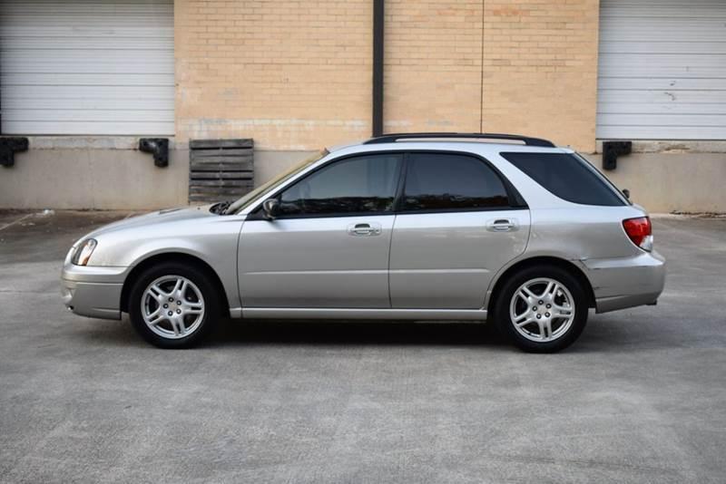2005 Subaru Impreza for sale at Automotion Of Atlanta in Conyers GA