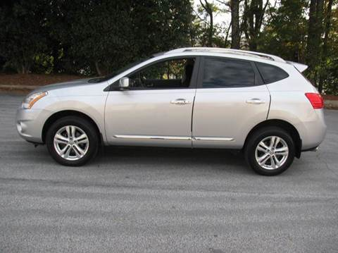 2013 Nissan Rogue for sale at Automotion Of Atlanta in Conyers GA
