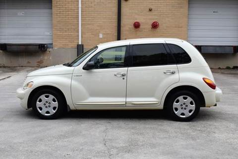 2004 Chrysler PT Cruiser for sale at Automotion Of Atlanta in Conyers GA