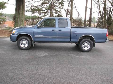 2006 Toyota Tundra for sale at Automotion Of Atlanta in Conyers GA