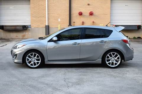 2012 Mazda MAZDASPEED3 for sale at Automotion Of Atlanta in Conyers GA