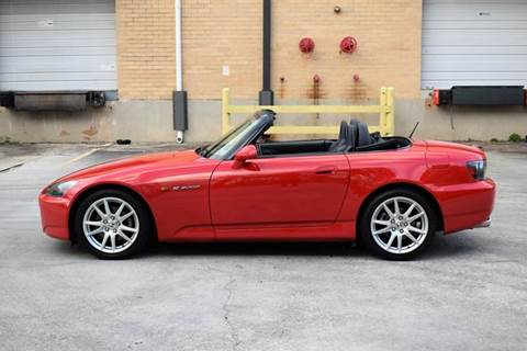 2005 Honda S2000 for sale at Automotion Of Atlanta in Conyers GA