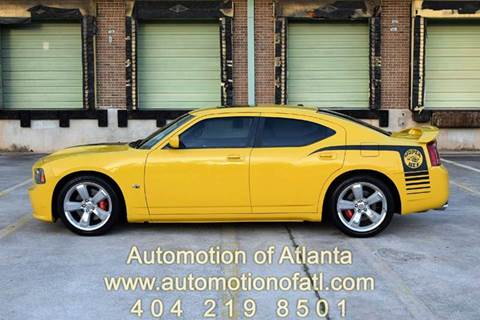 2007 Dodge Charger for sale at Automotion Of Atlanta in Conyers GA