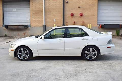 2001 Lexus IS 300 for sale at Automotion Of Atlanta in Conyers GA