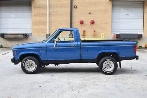 1985 Ford Ranger for sale at Automotion Of Atlanta in Conyers GA
