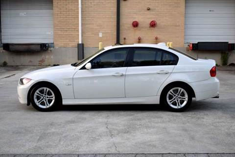 2008 BMW 3 Series for sale at Automotion Of Atlanta in Conyers GA