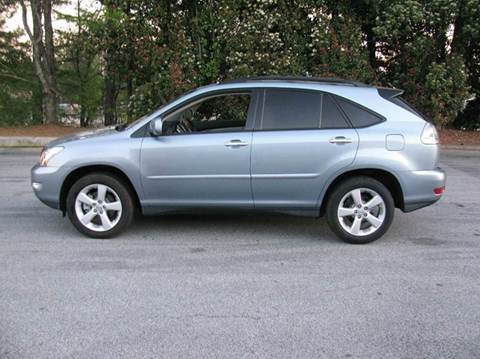 2008 Lexus RX 350 for sale at Automotion Of Atlanta in Conyers GA