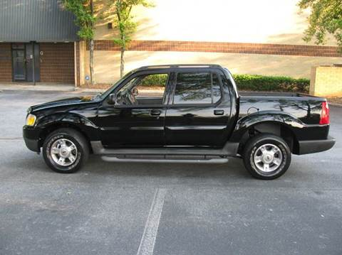 2003 Ford Explorer Sport Trac for sale at Automotion Of Atlanta in Conyers GA