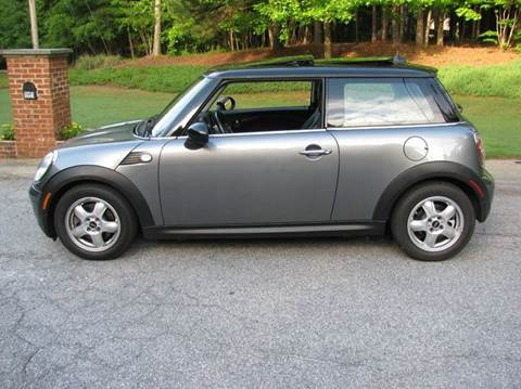 2010 MINI Cooper for sale at Automotion Of Atlanta in Conyers GA