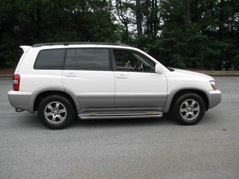 2006 Toyota Highlander for sale at Automotion Of Atlanta in Conyers GA