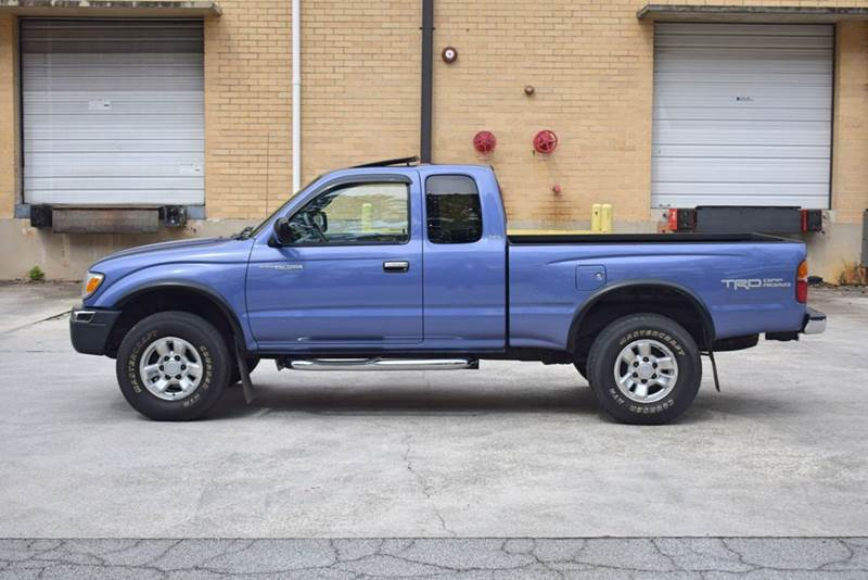 2000 Toyota Tacoma Prerunner Xtra Cab W Trd Off Road Pkg In Tucker