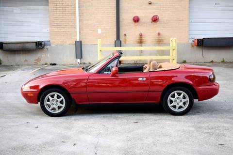 1995 Mazda MX-5 Miata for sale at Automotion Of Atlanta in Conyers GA