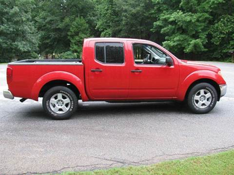 2005 Nissan Frontier for sale at Automotion Of Atlanta in Conyers GA