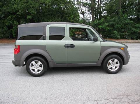 2003 Honda Element for sale at Automotion Of Atlanta in Conyers GA