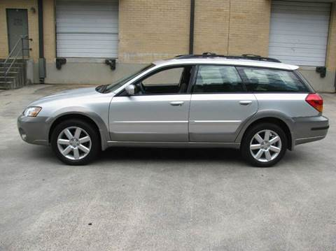 2006 Subaru Outback for sale at Automotion Of Atlanta in Conyers GA