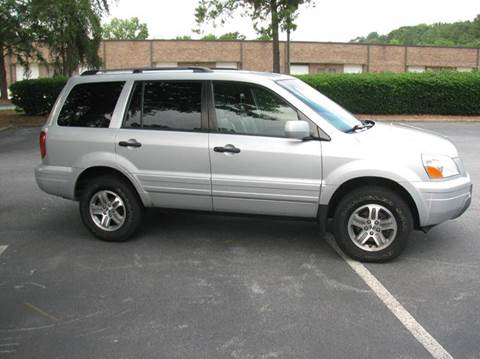 2003 Honda Pilot for sale at Automotion Of Atlanta in Conyers GA