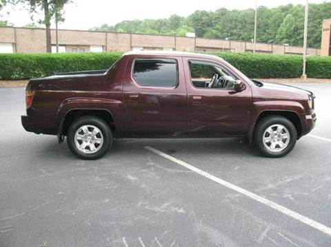 2008 Honda Ridgeline for sale at Automotion Of Atlanta in Conyers GA