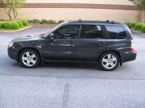 2008 Subaru Forester for sale at Automotion Of Atlanta in Conyers GA