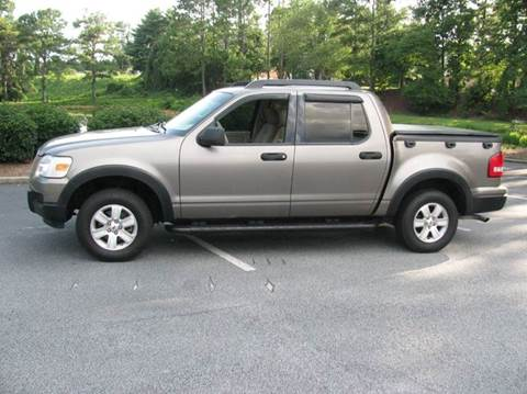 2007 Ford Explorer Sport Trac for sale at Automotion Of Atlanta in Conyers GA