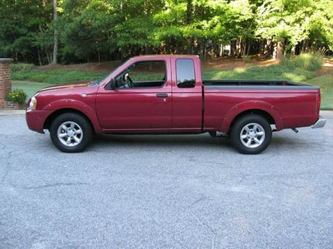 2003 Nissan Frontier for sale at Automotion Of Atlanta in Conyers GA