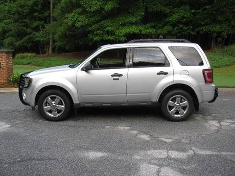 2010 Ford Escape for sale at Automotion Of Atlanta in Conyers GA