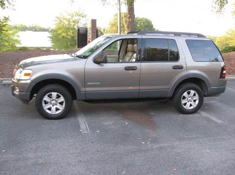 2006 Ford Explorer for sale at Automotion Of Atlanta in Conyers GA