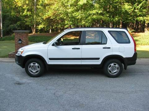 2002 Honda CR-V for sale at Automotion Of Atlanta in Conyers GA