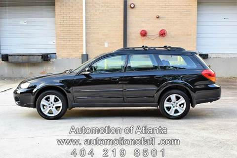 2005 Subaru Outback for sale at Automotion Of Atlanta in Conyers GA