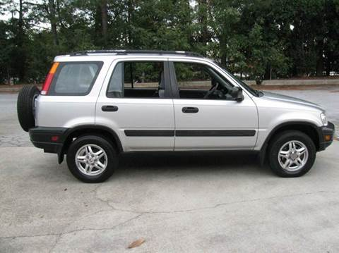 1997 Honda CR-V for sale at Automotion Of Atlanta in Conyers GA