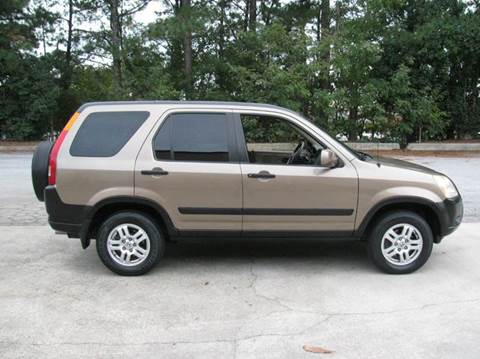2003 Honda CR-V for sale at Automotion Of Atlanta in Conyers GA