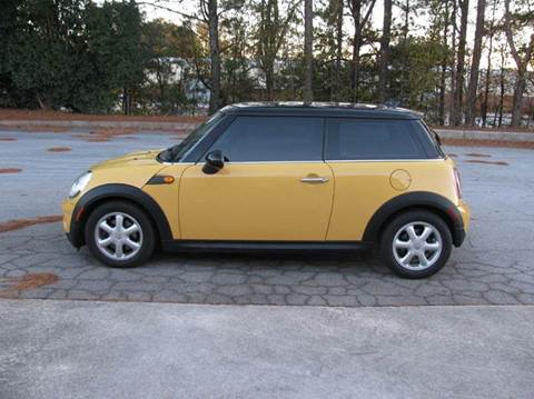 2009 MINI Cooper for sale at Automotion Of Atlanta in Conyers GA