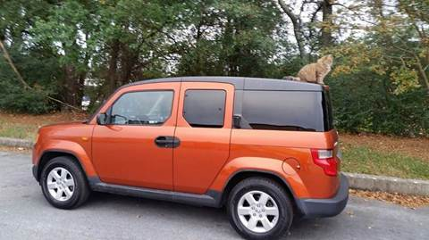2010 Honda Element for sale at Automotion Of Atlanta in Conyers GA