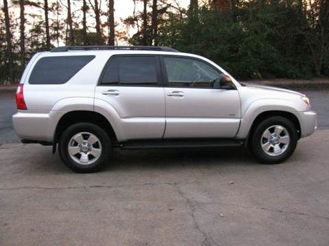 2007 Toyota 4Runner for sale at Automotion Of Atlanta in Conyers GA