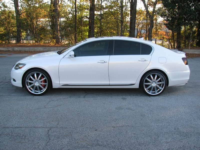 2009 Lexus GS 350 for sale at Automotion Of Atlanta in Conyers GA