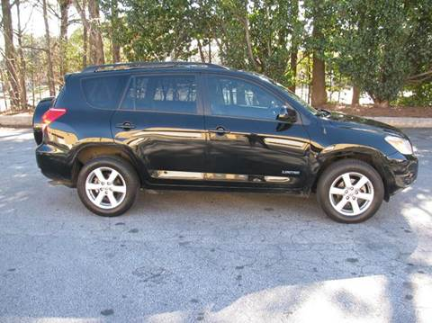2008 Toyota RAV4 for sale at Automotion Of Atlanta in Conyers GA