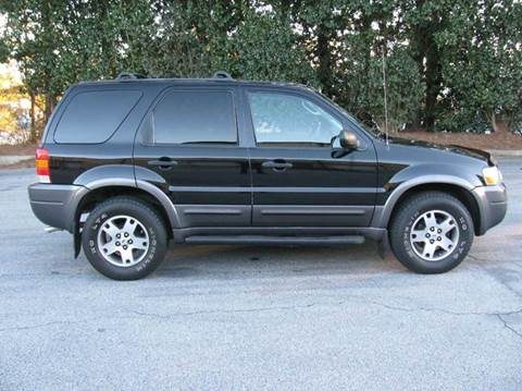 2004 Ford Escape for sale at Automotion Of Atlanta in Conyers GA