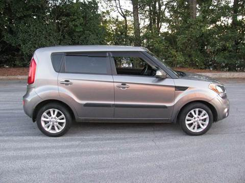 2012 Kia Soul for sale at Automotion Of Atlanta in Conyers GA