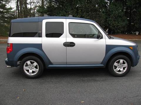 2005 Honda Element for sale at Automotion Of Atlanta in Conyers GA