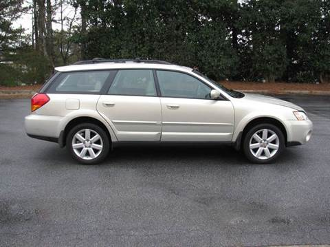 2007 Subaru Outback for sale at Automotion Of Atlanta in Conyers GA