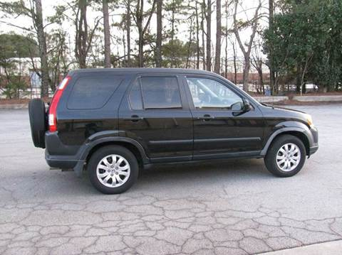 2005 Honda CR-V for sale at Automotion Of Atlanta in Conyers GA