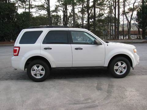 2011 Ford Escape for sale at Automotion Of Atlanta in Conyers GA