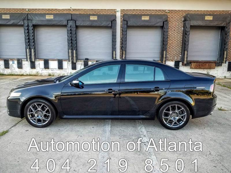2007 Acura TL for sale at Automotion Of Atlanta in Conyers GA