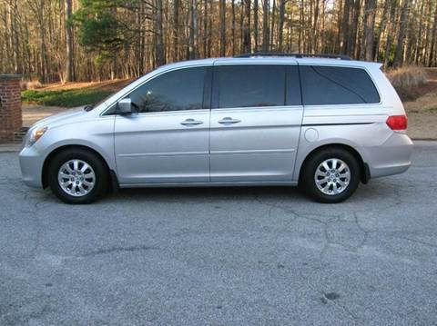 2010 Honda Odyssey for sale at Automotion Of Atlanta in Conyers GA