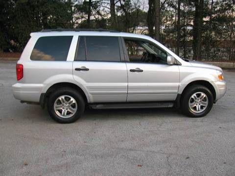 2004 Honda Pilot for sale at Automotion Of Atlanta in Conyers GA