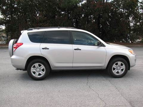 2011 Toyota RAV4 for sale at Automotion Of Atlanta in Conyers GA
