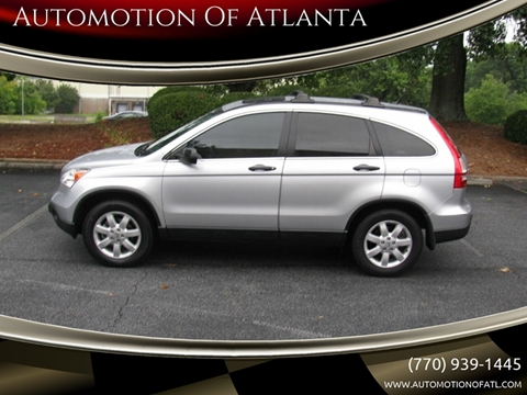 2009 Honda CR-V for sale at Automotion Of Atlanta in Conyers GA