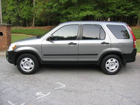 2006 Honda CR-V for sale at Automotion Of Atlanta in Conyers GA