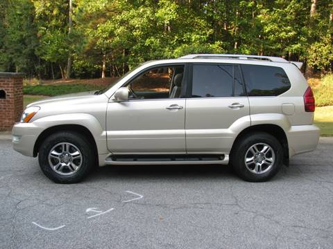 2008 Lexus GX 470 for sale at Automotion Of Atlanta in Conyers GA