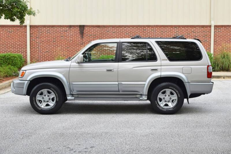 2000 Toyota 4Runner for sale at Automotion Of Atlanta in Conyers GA